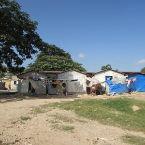 Shelters at Lambi