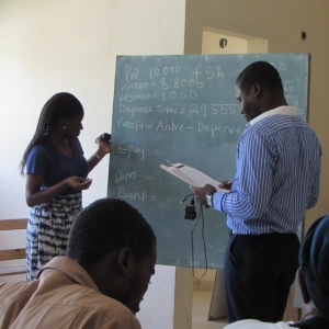 Micro finance Training Class