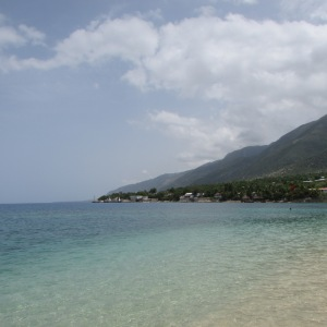 Ocean view beach resort